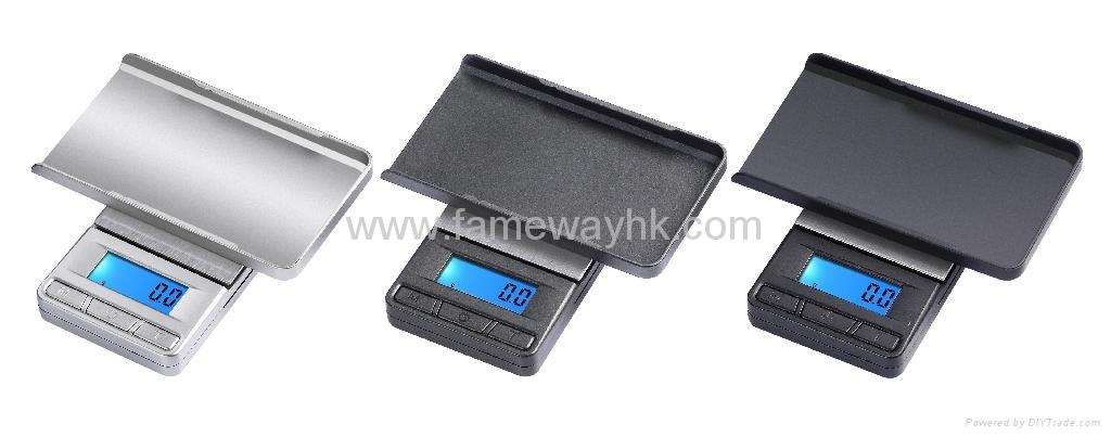 電子口袋秤 3