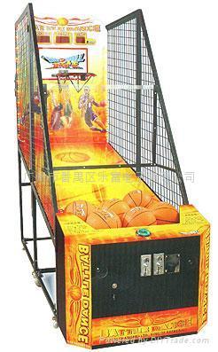 籃球機 1