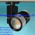 YAYE Hot Sell 1W-50W LED Track Light COB 10W 15W 20W 30W 40W 50WLED Track Light  3