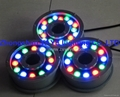 1W-36W LED Swimming Pool Light RGB LED Fountain Light Lamp with Warranty 2 Year