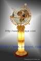 YAYE 2013 Hot Sell Gemstone Globes,Lighting Gemstone Globe,World Globe,Gifts