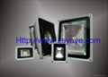 10W/30W/50W*1PC  RGB LED Flood Light(YAYE-SD50WRGBB12)
