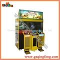 "Shooting game machine - 29"" Time Crisis"