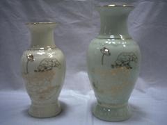 花瓶,果盘,沉/檀香炉,木鱼,