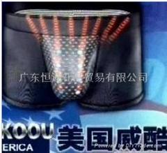 美国威酷保健内裤
