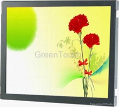 "15""Open-frame touch LCD monitor"