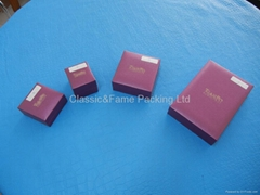 Jewelry set boxes, high quality handmade