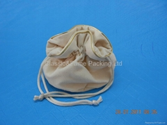 High quality suede jewelry pouch