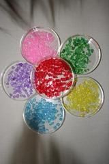 colour silica gel cat litter