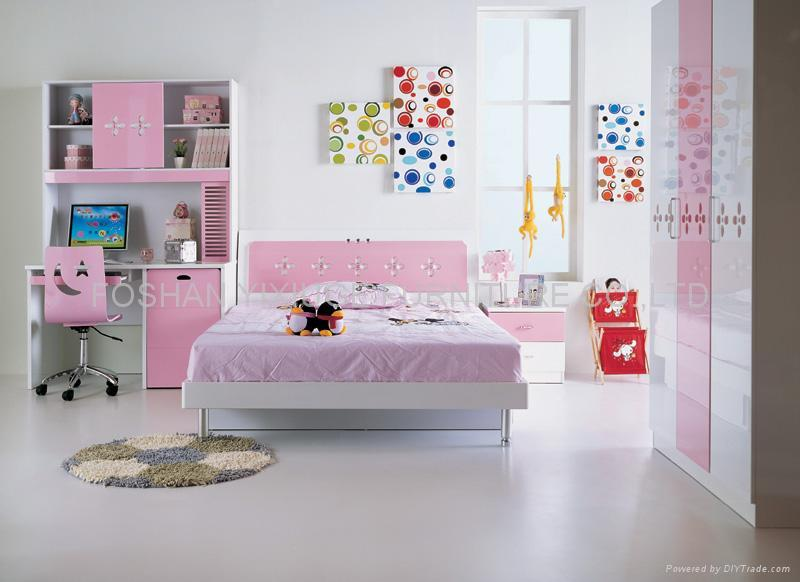 kid bedroom furniture on kids bedroom furniture set 605 yixiuge china
