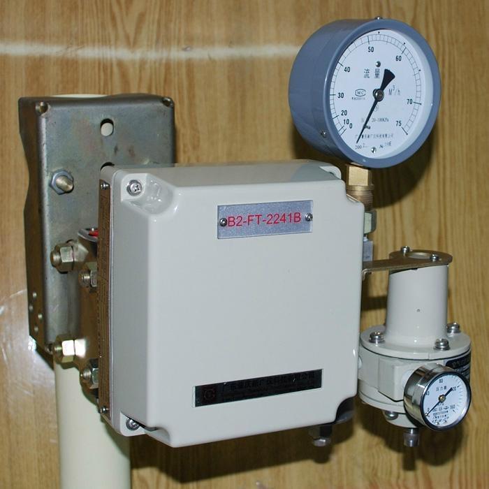氣動壓力變送器 3