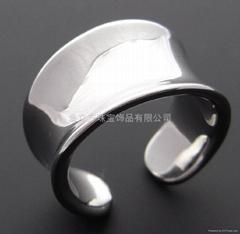 316L不锈钢戒指