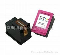 惠普HP703墨盒 兼容