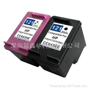 惠普HP122/121墨盒 3