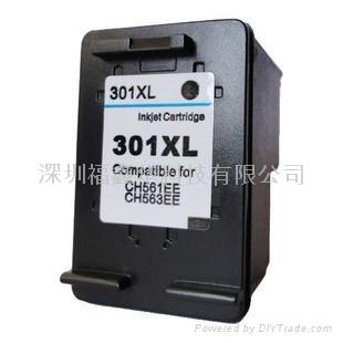 惠普HP 300/301墨盒 兼容 1