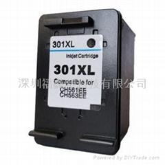 惠普HP 300/301墨盒 兼容
