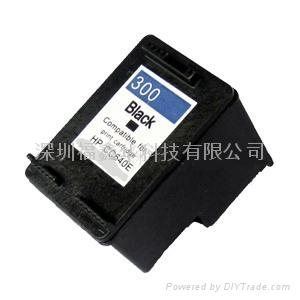 惠普HP 300/301墨盒 兼容 3