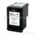 惠普HP 300/301墨盒 兼容 4