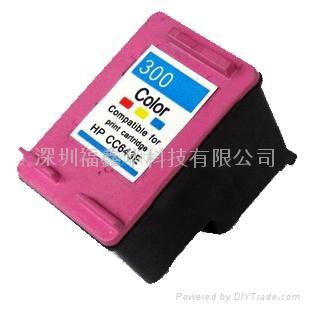 惠普HP 300/301墨盒 兼容 5