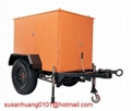 Supply Portable and Mobile Vacuum Transformer Oil Filtration/ Oil Treatment