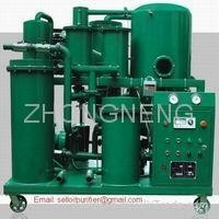 Sell Lubricating oil recycling, oil purification, oil filtration, oil purifier