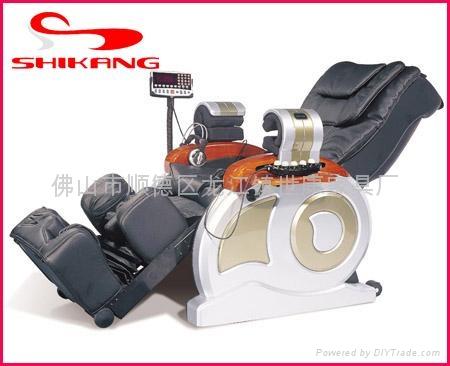 高檔按摩椅 SK-Z09D 2