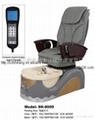 豪華電動洗腳椅沐足椅按摩椅 3