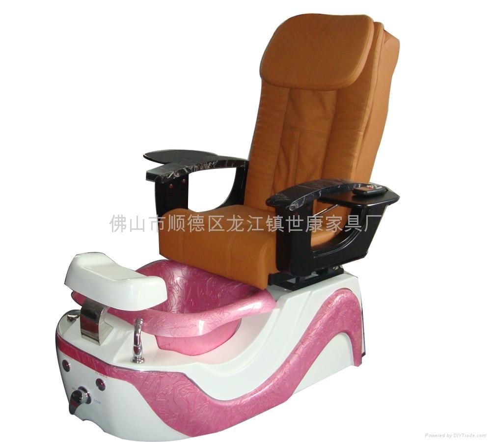 豪華電動洗腳椅沐足椅按摩椅 5