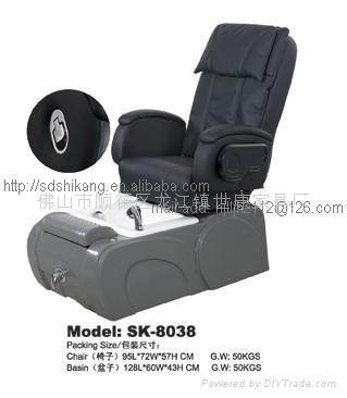 洗腳按摩椅 3