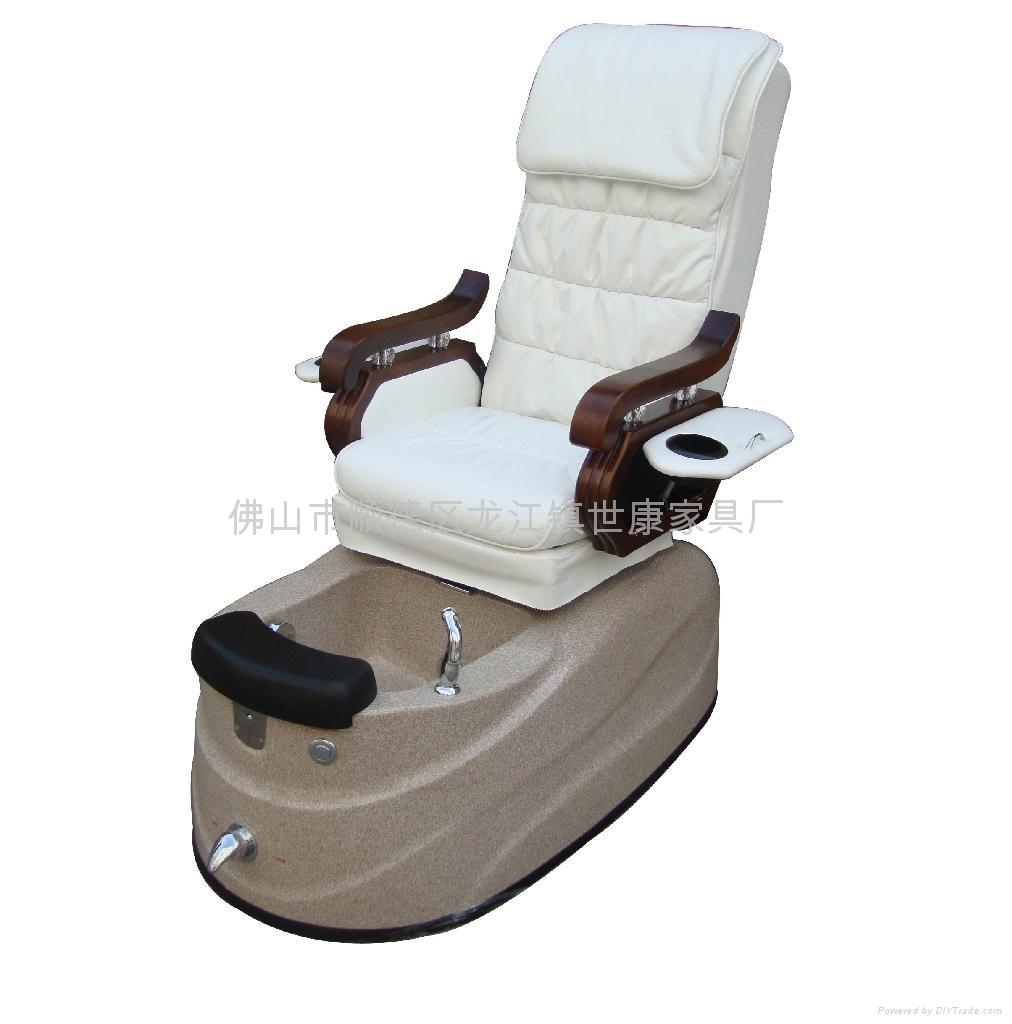 電動洗腳椅 4