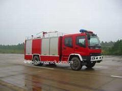 HOWO FIRE ENGINE TRUCK