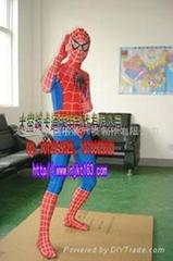 卡通蜘蛛俠服裝