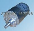 Best Efficiency 37mm Spur Gear Motor for