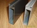 双色铝型材方通天花吊顶 4