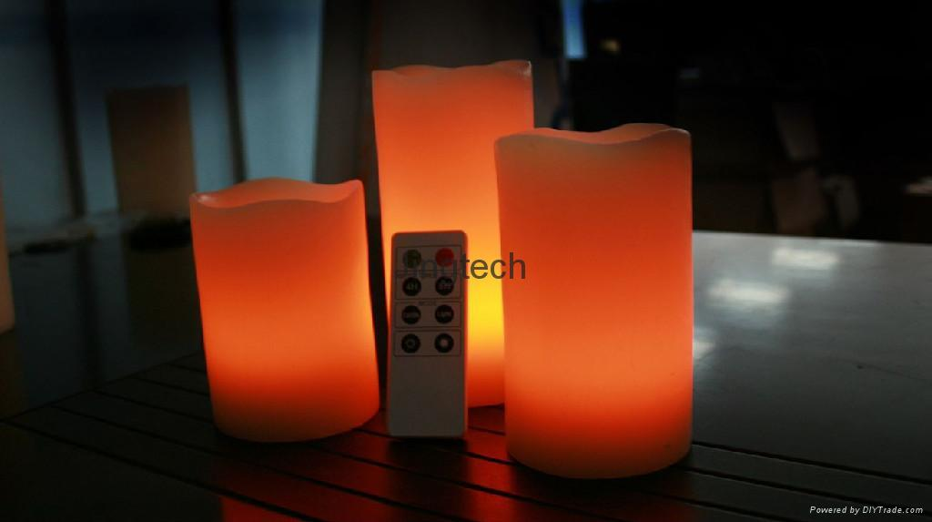 Remote Control LED Candle 1