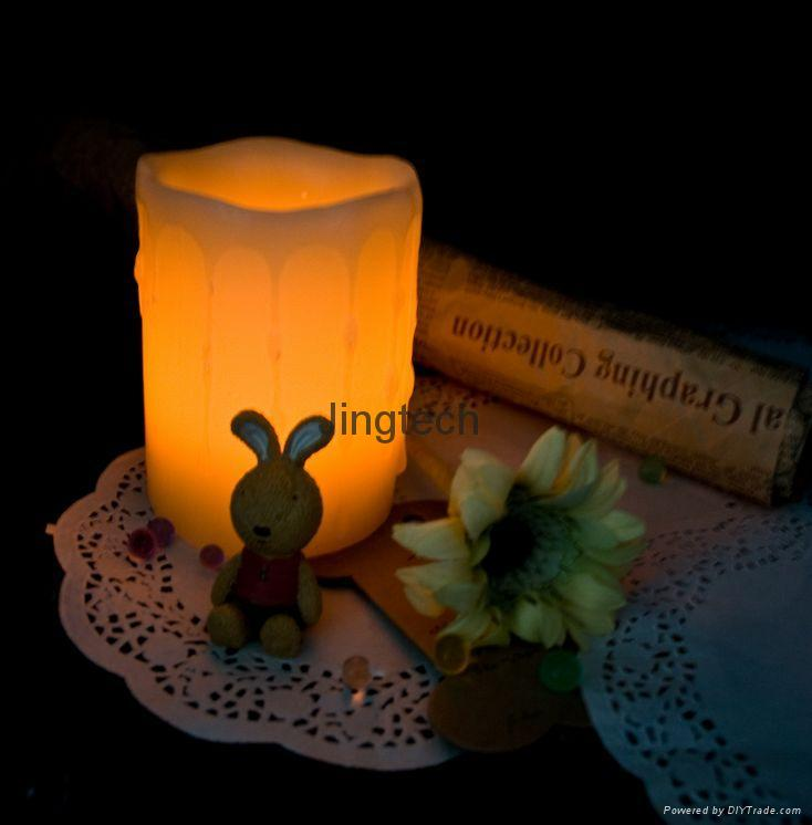 Remote Control LED Candle 2