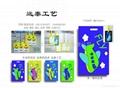 卡通行李牌 3