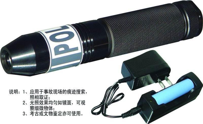 LED強光手電筒 3