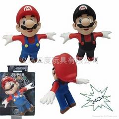 Super Mario anime figure