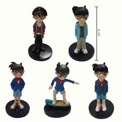 Conan anime figure,conan manga,pvc figure