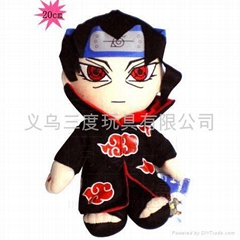 Naruto anime plush toys