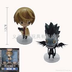 Death Note PVC figure.anime figure