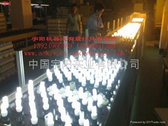 GU10節能燈老化線