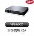 SONY移動辦公型投影機 MX20 1