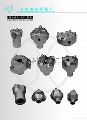 blast furnace tapping drilling tools