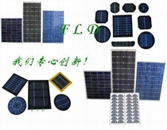 太阳能单多晶电池板