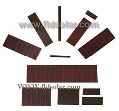 非晶硅太陽能電池板,計算器用太陽能電池板