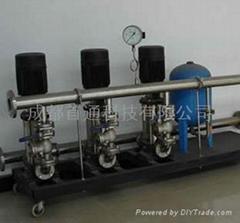 成都變頻恆壓供水器
