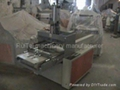 RT T-shirt bag punchering machine