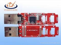 Supply MP3, MP4, USB Flash Drive, PCB circuit board